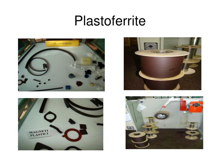 Plastoferrite