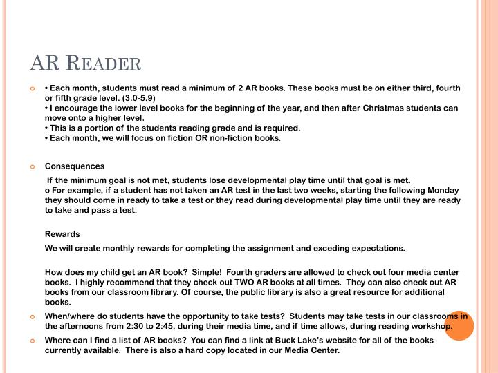 AR Reader