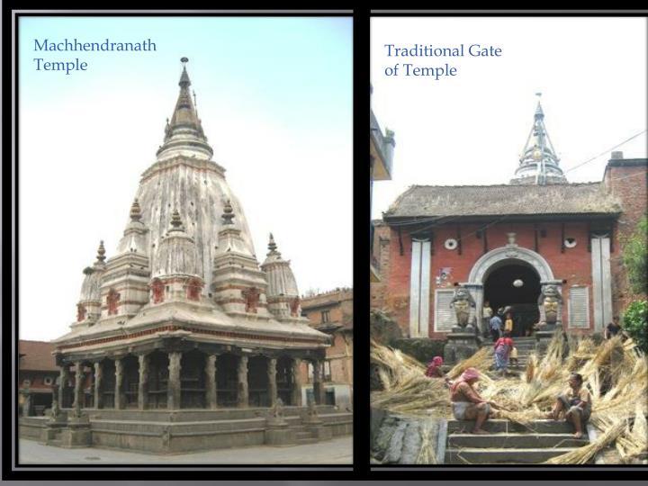 Machhendranath Temple