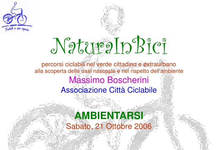 NaturaInBici