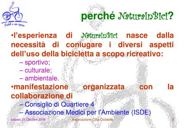 Perch naturainbici