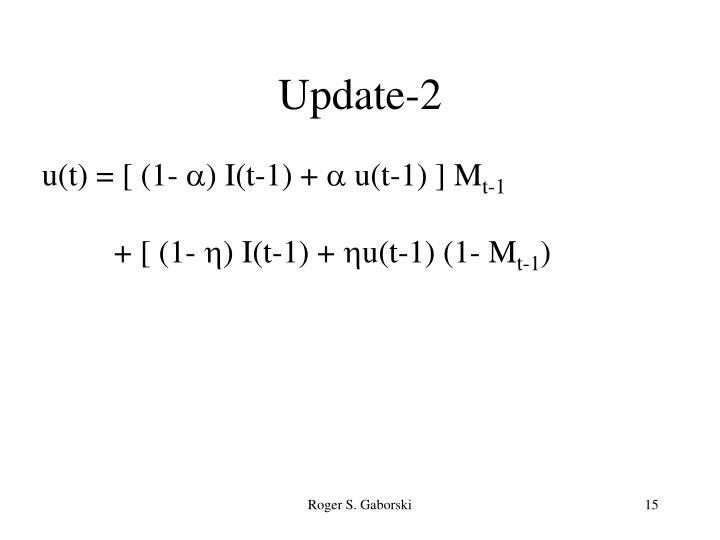 Update-2