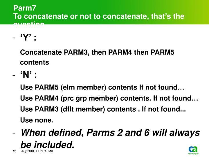 Parm7