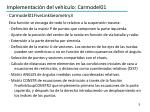 implementaci n del veh culo carmodel012