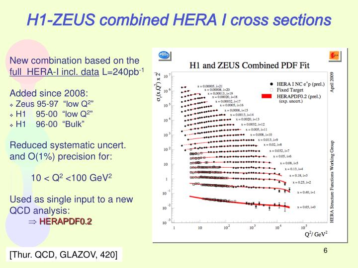 H1-ZEUS combined HERA I cross sections
