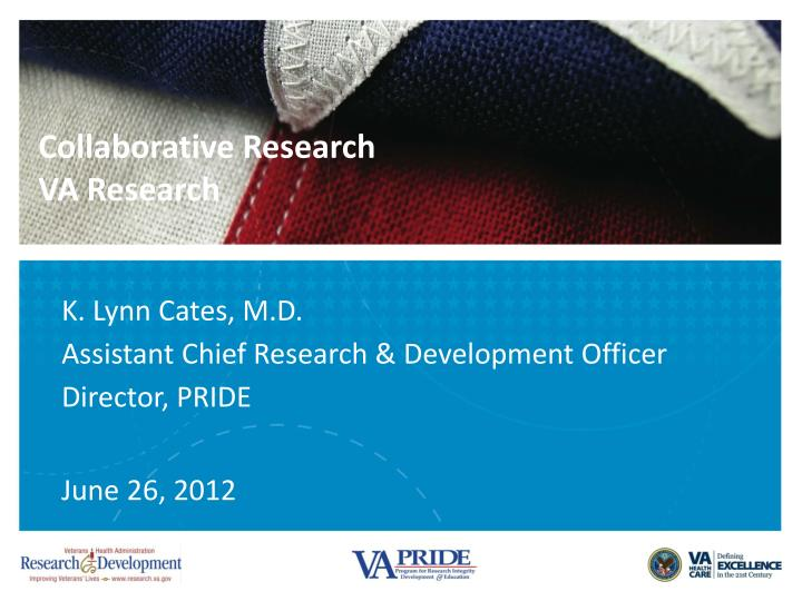 Collaborative research va research