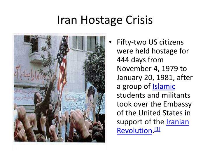 Iran Hostage Crisis