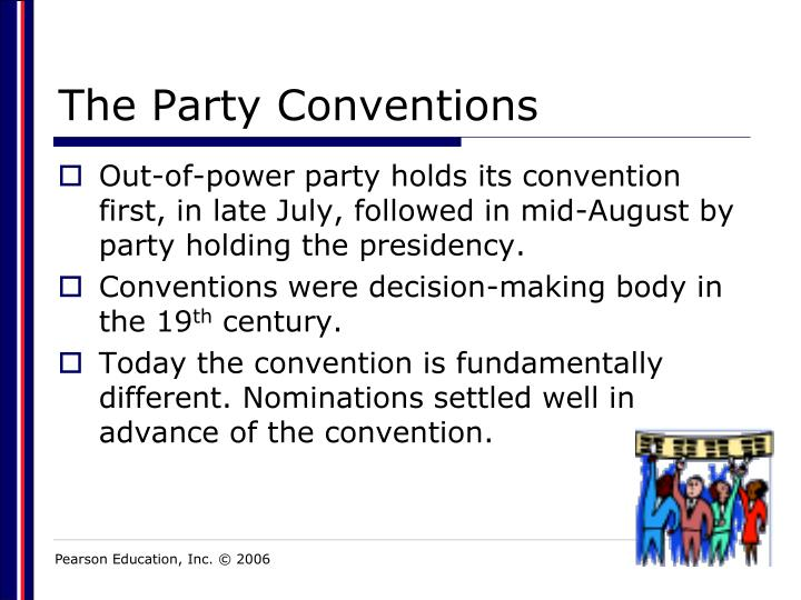 The Party Conventions