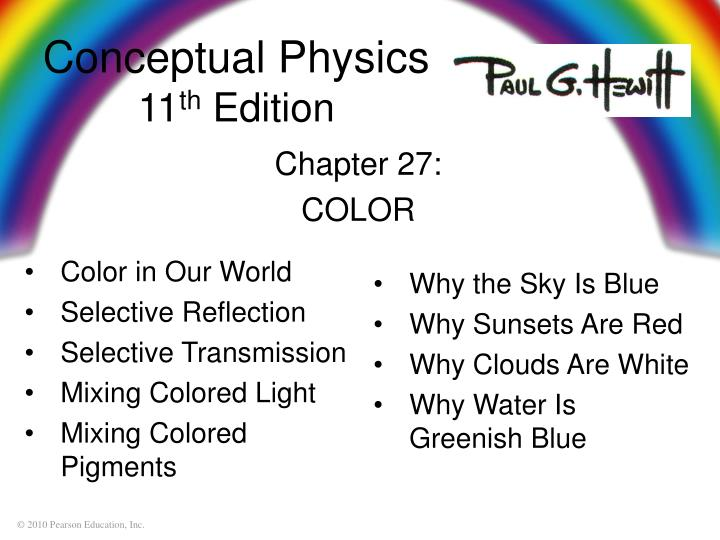conceptual physics chapter 1 This entry was posted in conceptual physics ← conceptual physics chapter 5 conceptual physics chapter 7: newtons 3rd law of motion → leave a reply cancel.