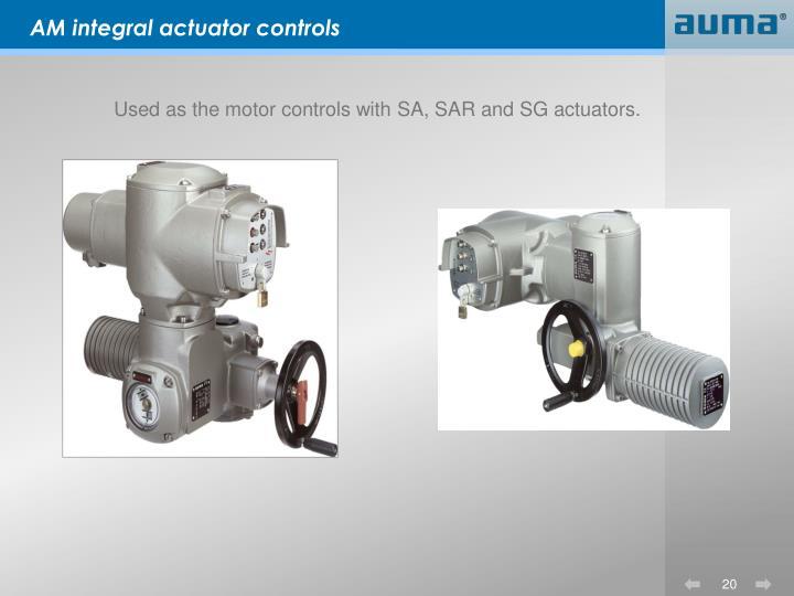 Ppt Auma Electric Actuators Powerpoint Presentation Id