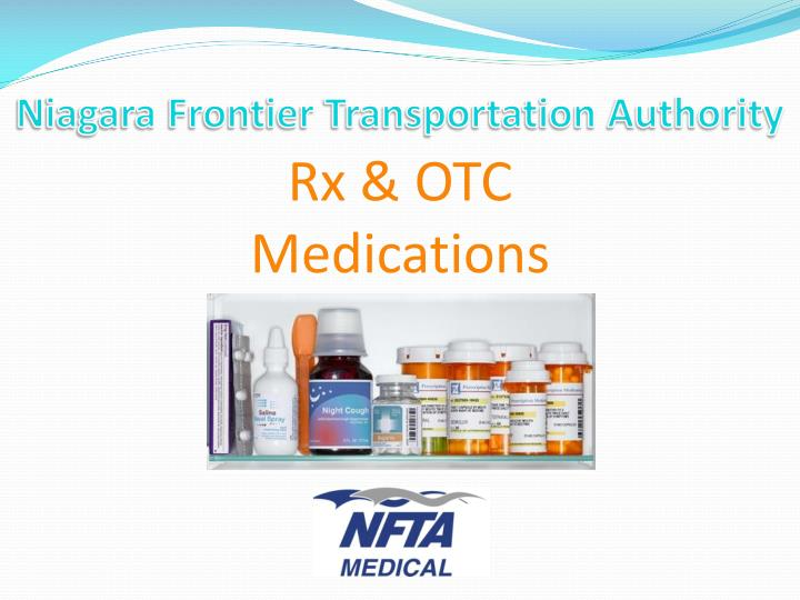 Niagara Frontier Transportation Authority