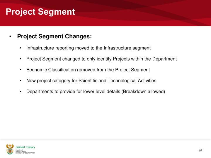 Project Segment