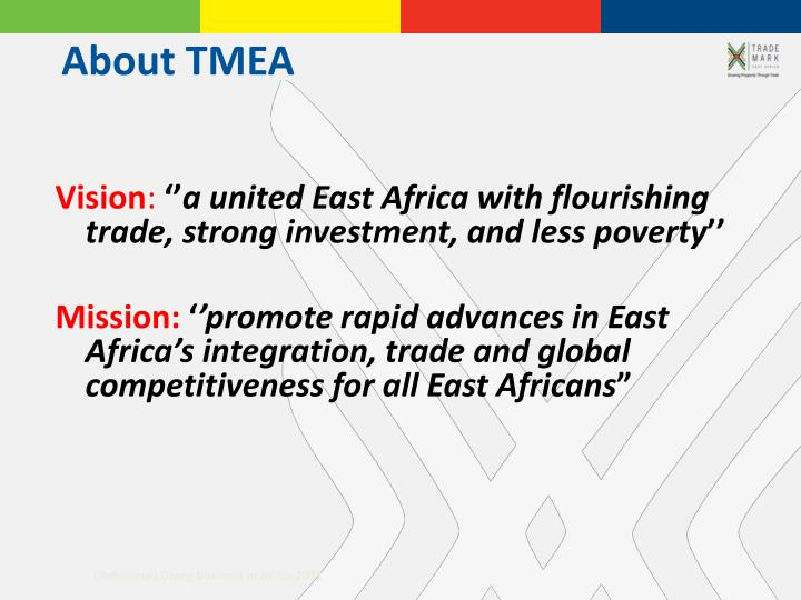 About TMEA