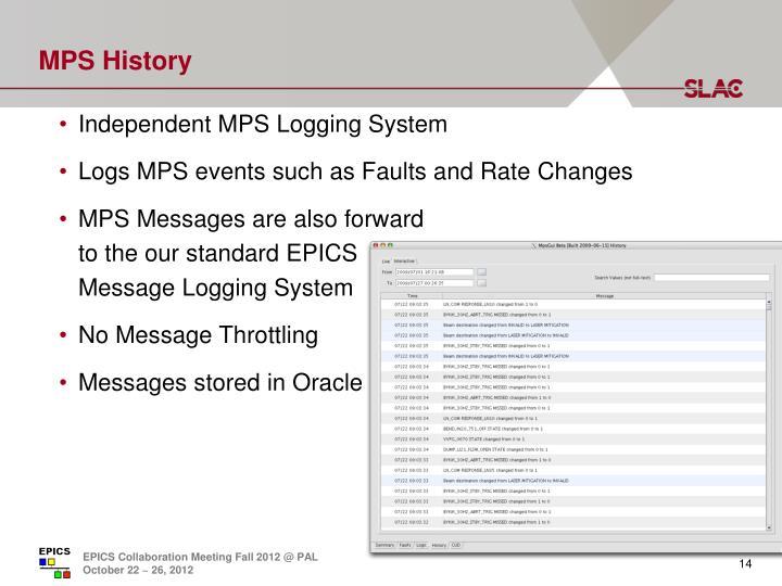 MPS History