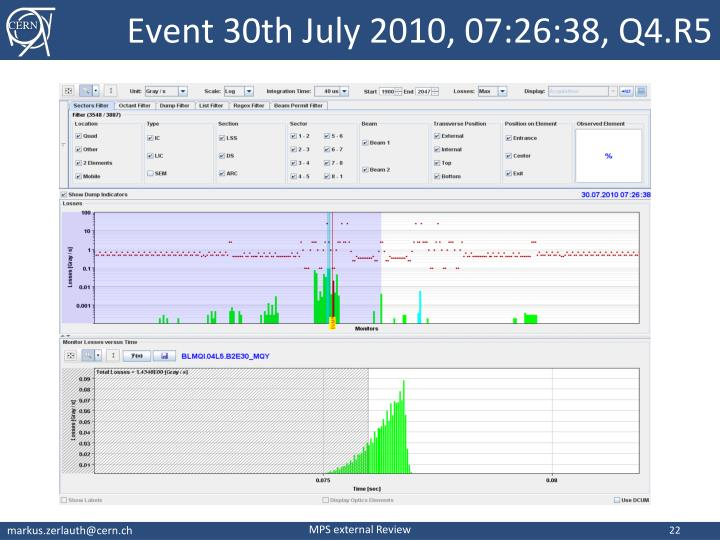 Event 30th July 2010, 07:26:38, Q4.R5