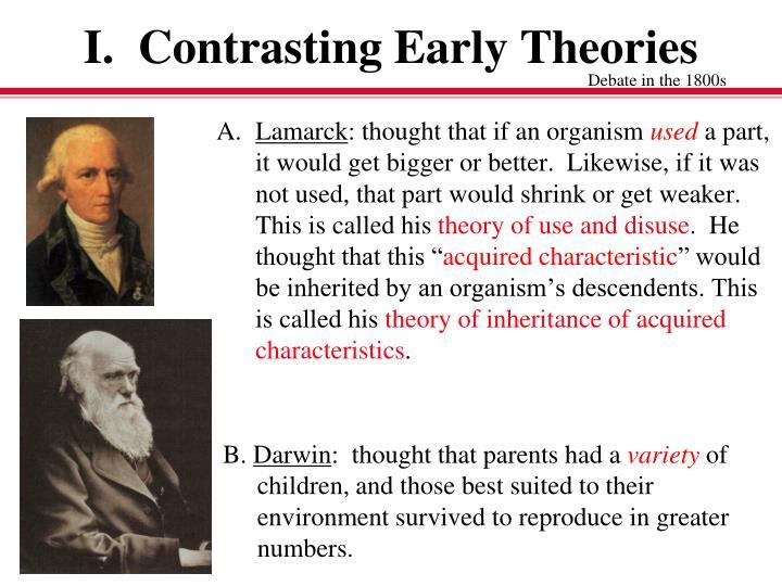 Debate in the 1800s