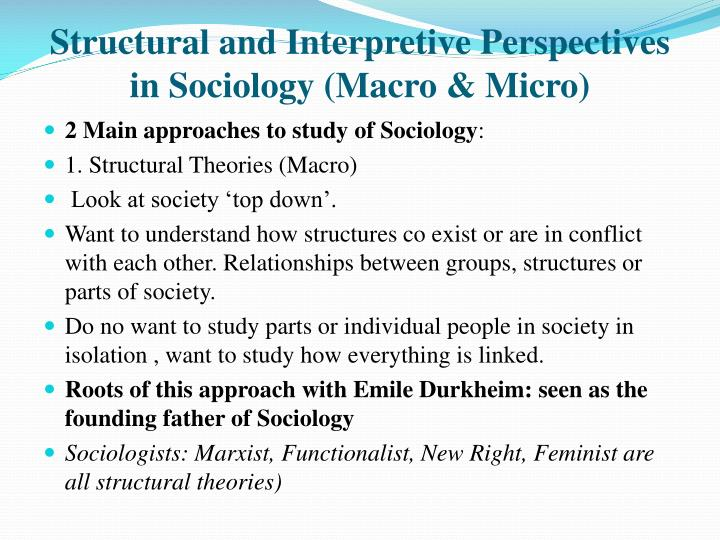 max weber microsociology Sources of social theory durkheim and max weber microsociology and the dramaturgical model of social life (the.