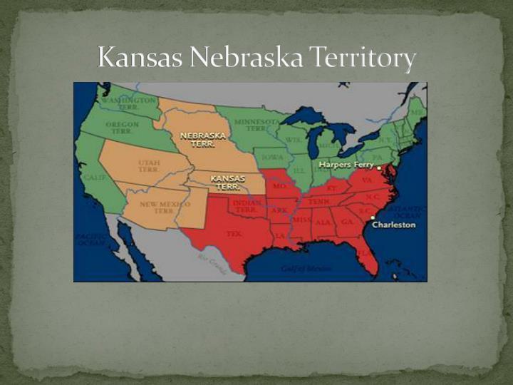 Kansas Nebraska Territory