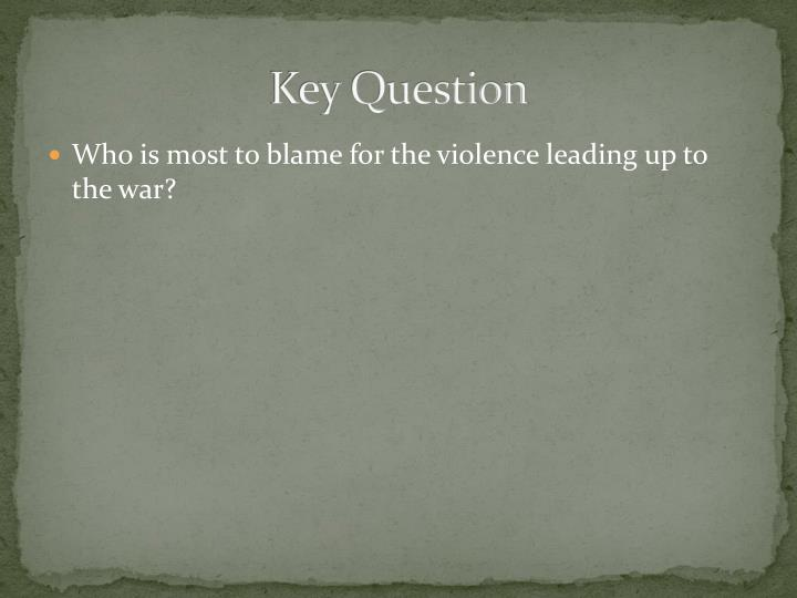 Key Question
