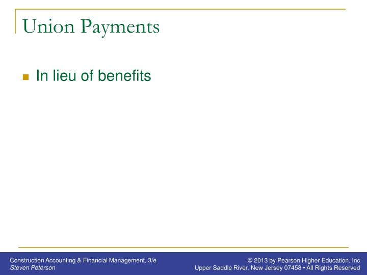 Union Payments