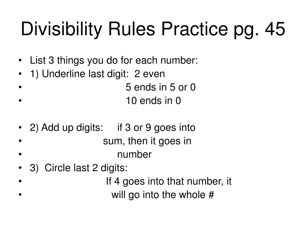 worksheet Divisibility Worksheets rules of divisibility worksheets constructions geometry worksheet modular arithmetic switchconf practice pg 45 l worksheethtml