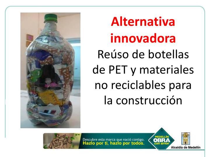 Alternativa innovadora