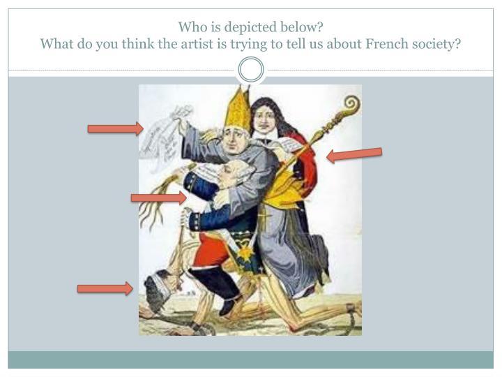 Who is depicted below?