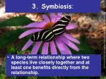 3 symbiosis