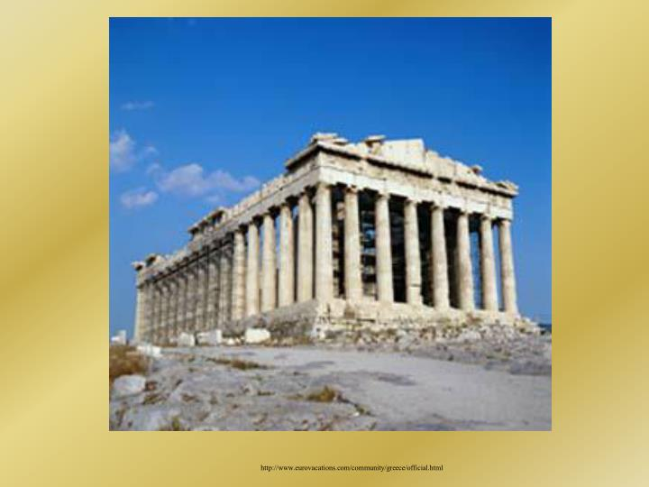 http://www.eurovacations.com/community/greece/official.html