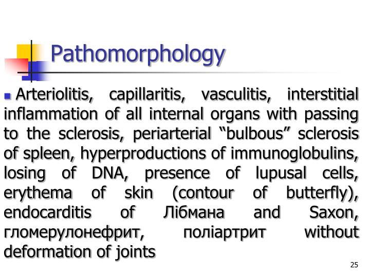 Pathomorphology