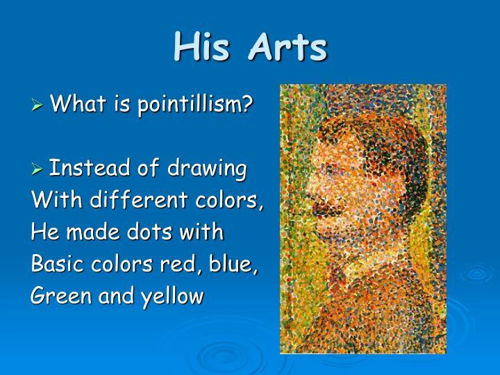 His Arts