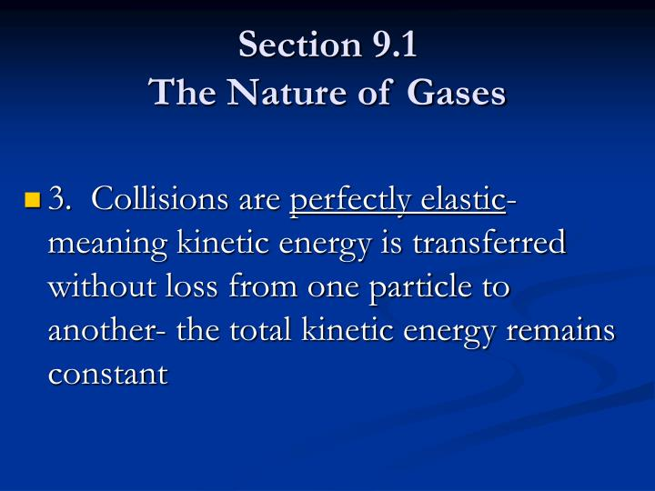 Section 9.1
