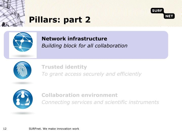 Pillars: part 2