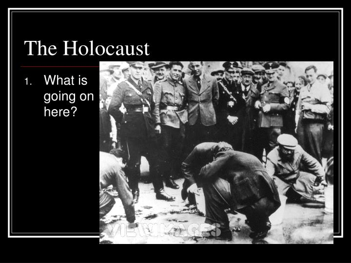 the benefits of the holocaust for the jews during the world war two Story of jews hidden in hayloft recalls holocaust family and two other families house for 20 months during world war ii, speaks at a holocaust remembrance.