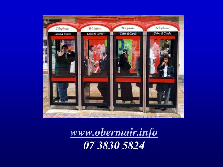 www.obermair.info