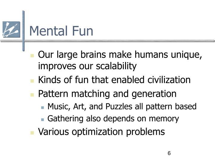 Mental Fun