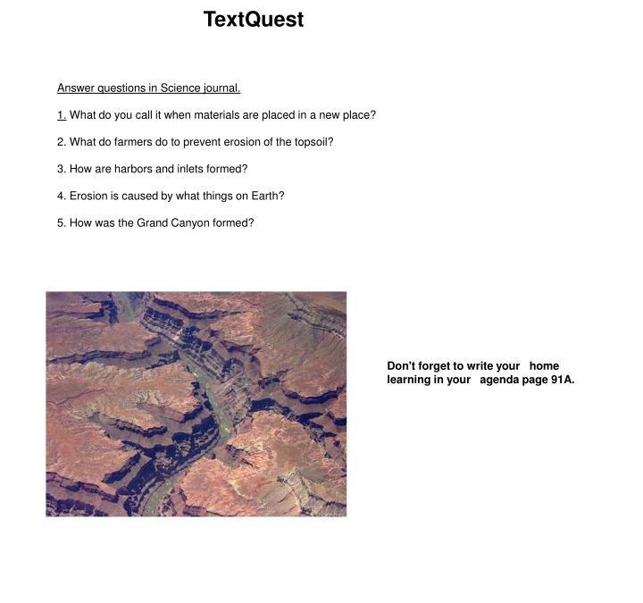 TextQuest