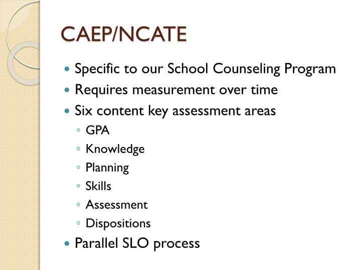 CAEP/NCATE