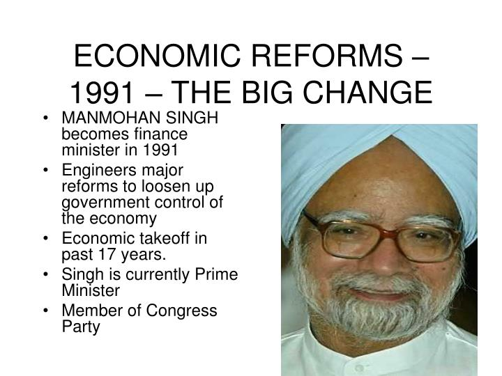 indias economic reforms and development essays for manmohan singh