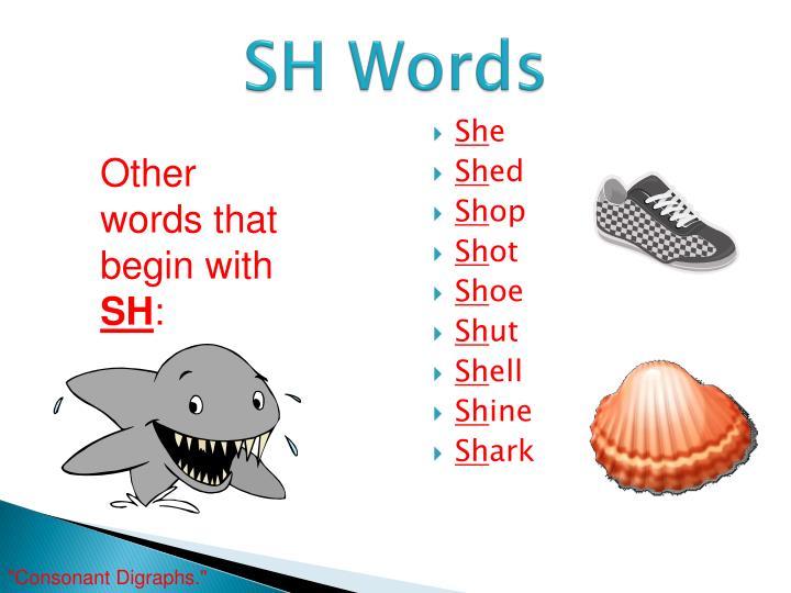 SH Words