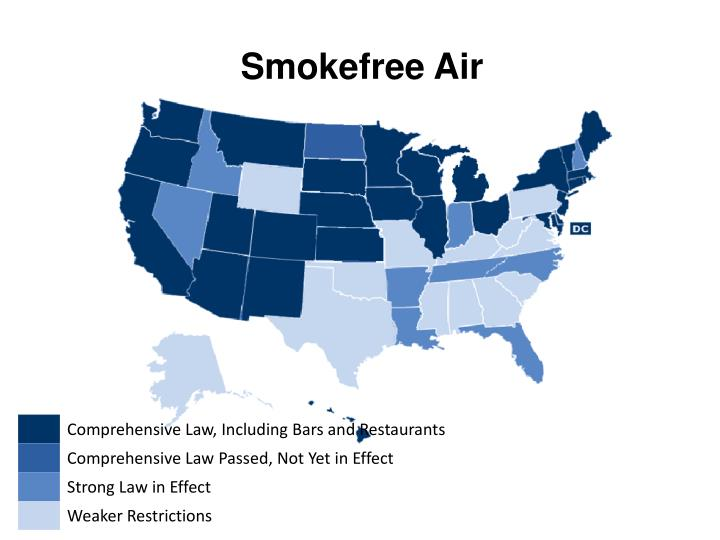 Smokefree Air