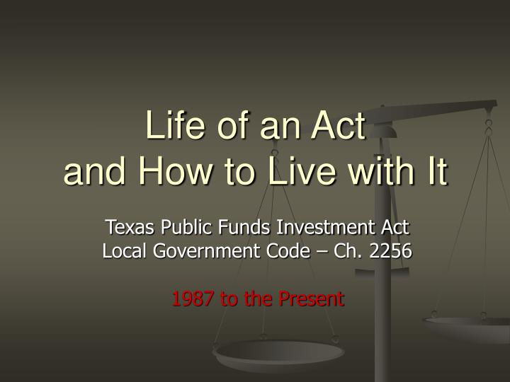 texas public funds investment act 1997