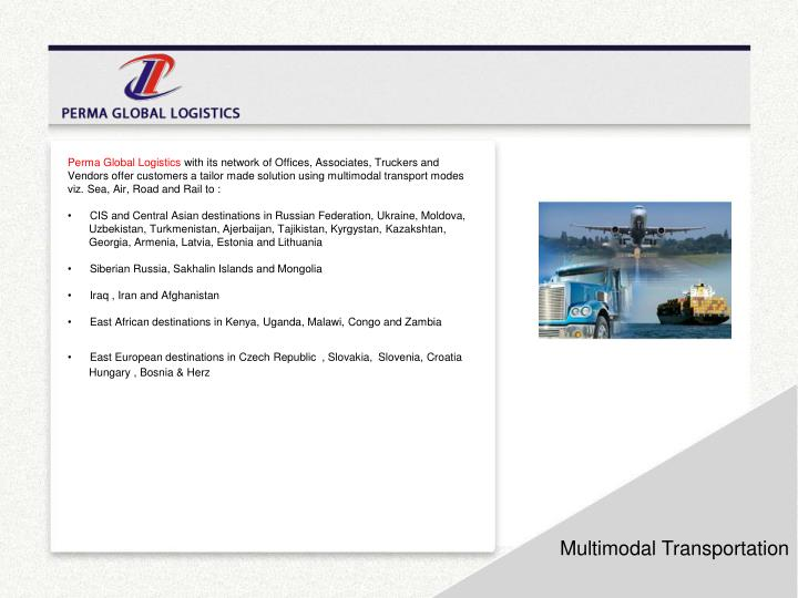 Perma Global Logistics
