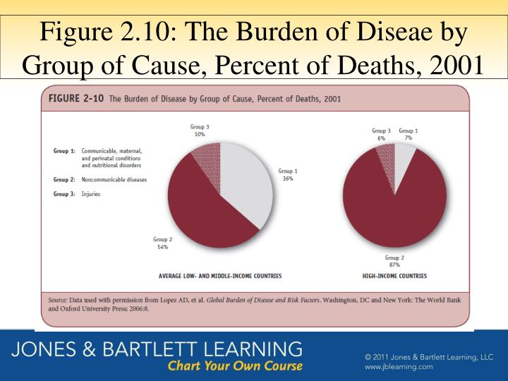 Figure 2.10: The Burden of