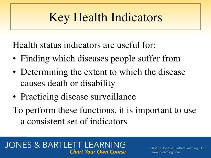 Key Health Indicators