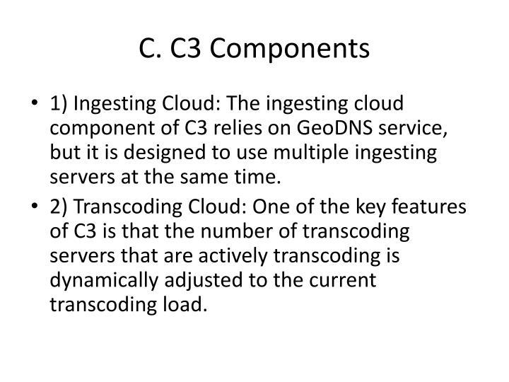 C. C3 Components