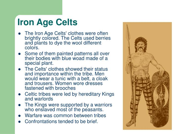 Iron Age Celts