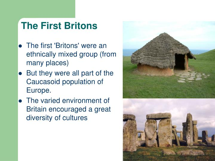 The First Britons