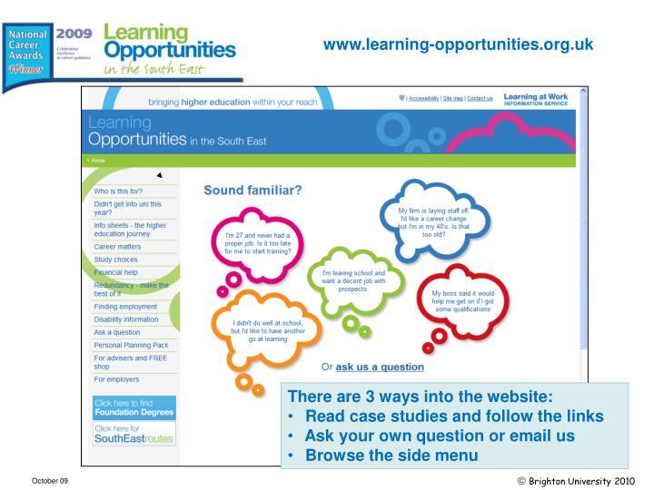 www.learning-opportunities.org.uk