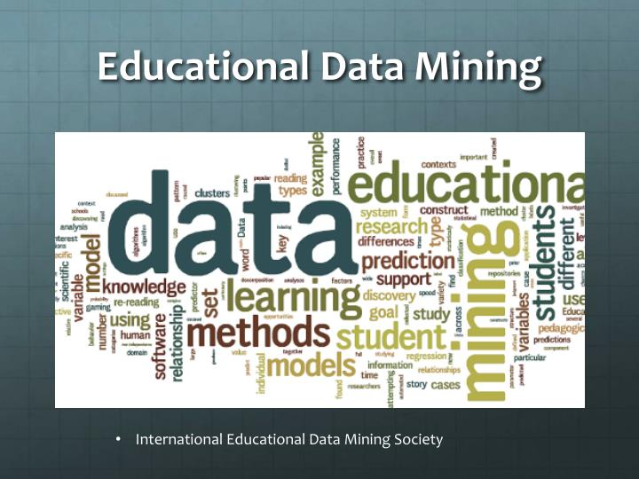 Educational Data Mining